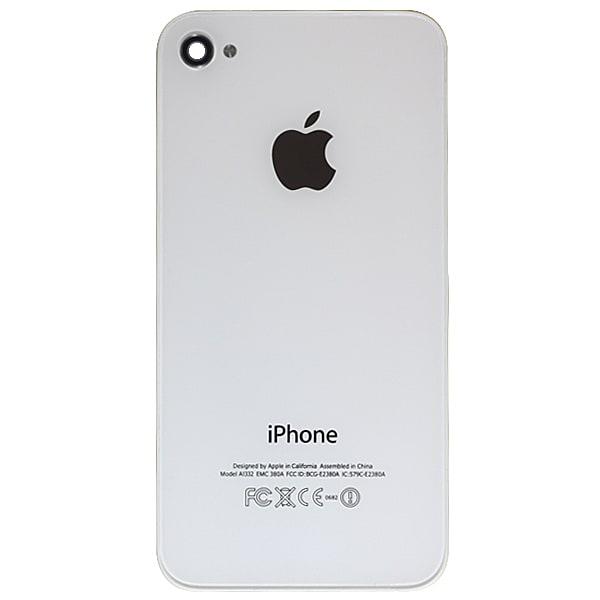iPhone 4 Baksida i glas - Vit