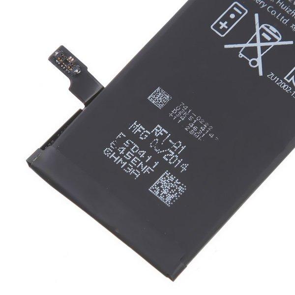 iPhone 6 Batteri med extra kapacitet (2121 mAh)