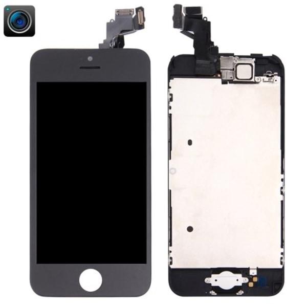 Komplett iPhone 5C Skärm med delar