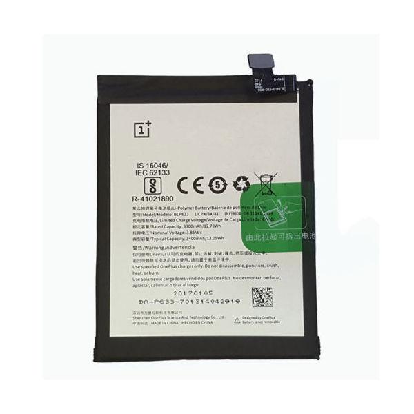 OnePlus 3T Batteri