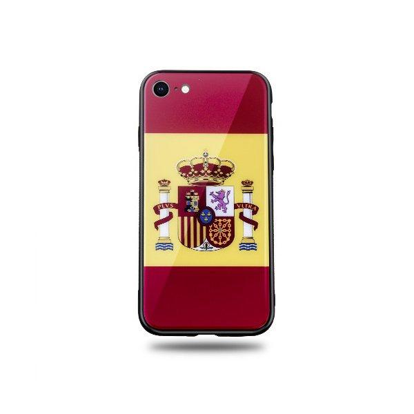 Kop Snyggt Iphone 7 8 Se Mobilskal I Spaniens Flagga Fyndiq