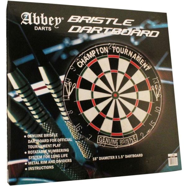 Abbey Darts Darttavla Sisal Classic 52AS-ZRG-Uni