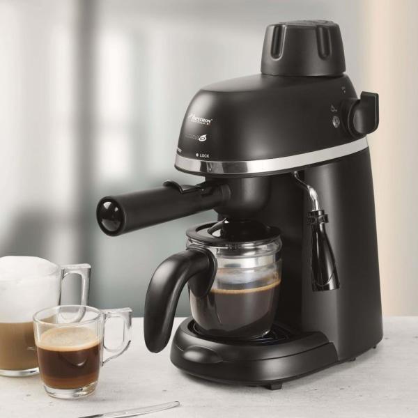 Bestron Espressomaskin AES800 800 W svart Svart