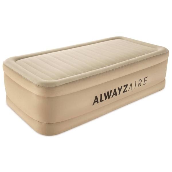 Bestway Dubbel luftmadrass AlwayzAire Comfort Choice Fortech 690 Beige