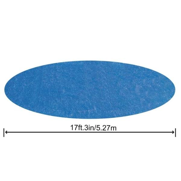 Bestway Poolöverdrag Flowclear 549 cm Blå