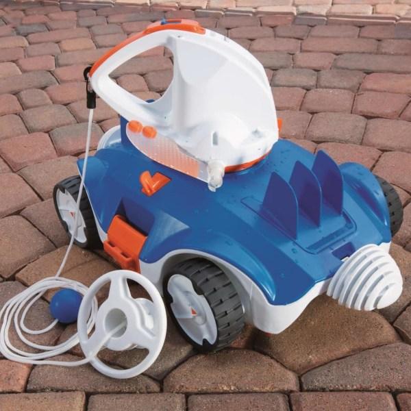Bestway Rengöringsrobot för pool Flowclear Aquatronix 58482 Flerfärgsdesign