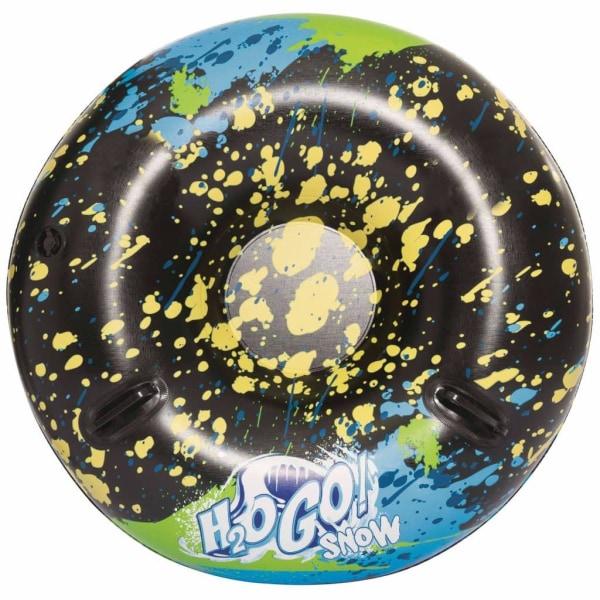 Bestway Uppblåsbar pulka Frost Blitz 99 cm 39004 Flerfärgsdesign