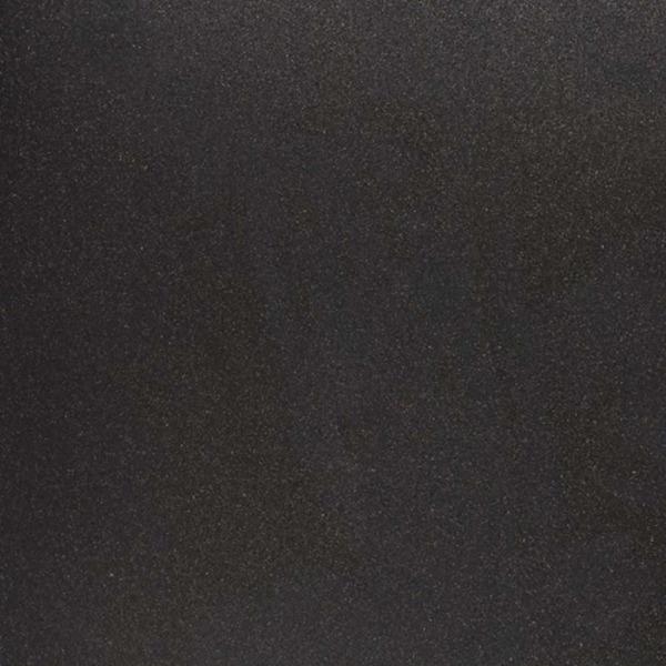 Capi Fyrkantig blomkruka Urban Smooth 50x50x50 cm svart KBL904 Svart