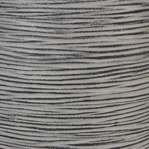 Capi Vas Nature Rib elegant låg 46x58 cm antracit KOFZ783 Grå