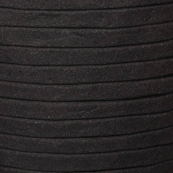 Capi Vas Nature Row elegant låg 36x47 cm svart KBLRO782 Svart