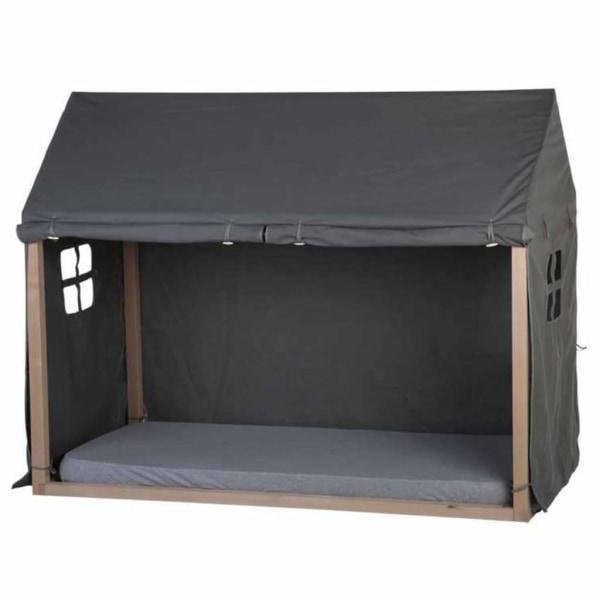 CHILDHOME Sänghusöverdrag 210x100x150 cm antracit Grå
