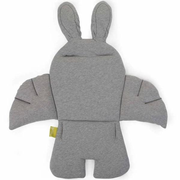 CHILDHOME Universell barnstolsdyna kanin grå CCRASCJG Grå