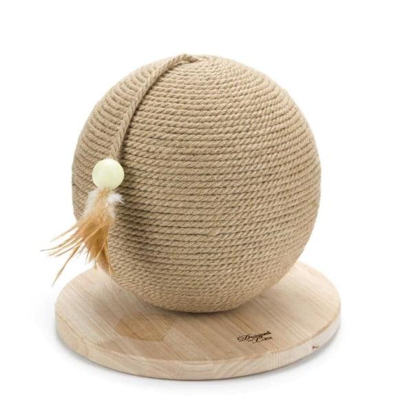 Designed by Lotte Klösboll för katt Balty 30x30x27 cm 408939 Brun