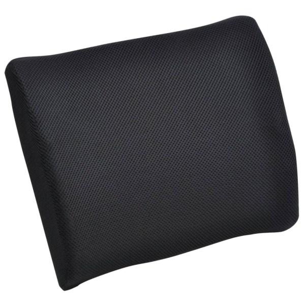 DESQ Stödkudde vingformad svart
