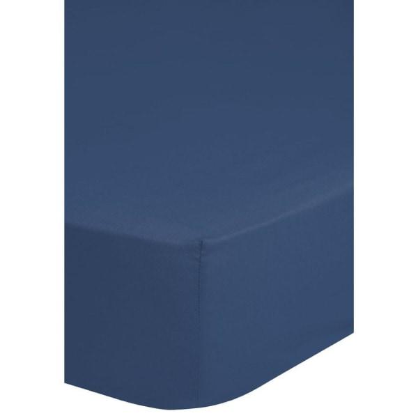 Emotion Dra-på-lakan jersey 160/180x200 cm blå 0200.24.46 Blå