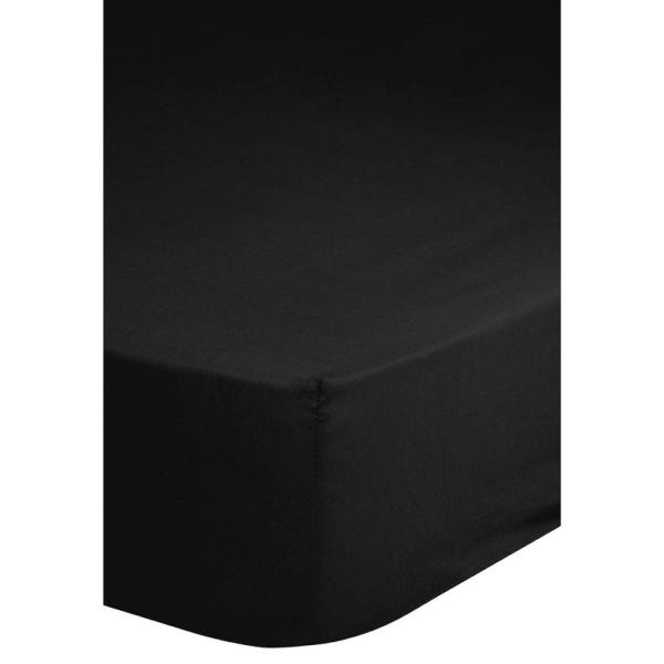 Emotion Dra-på-lakan jersey 160/180x200 cm svart 0200.04.46 Svart