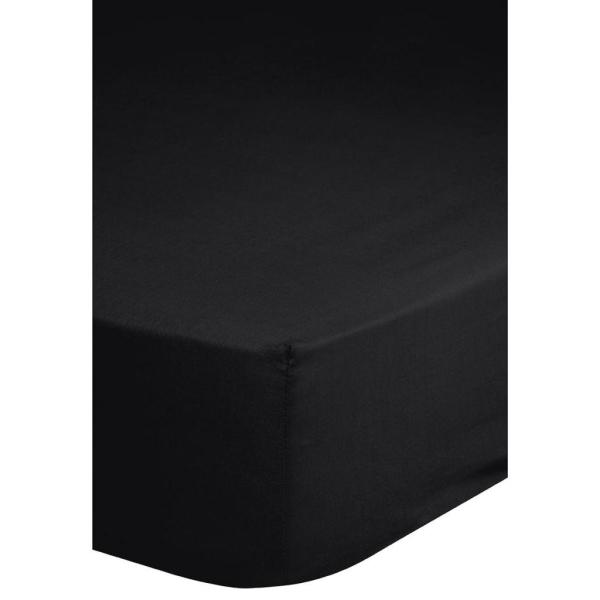 Emotion Dra-på-lakan jersey 180x220 cm svart 0200.04.47 Svart