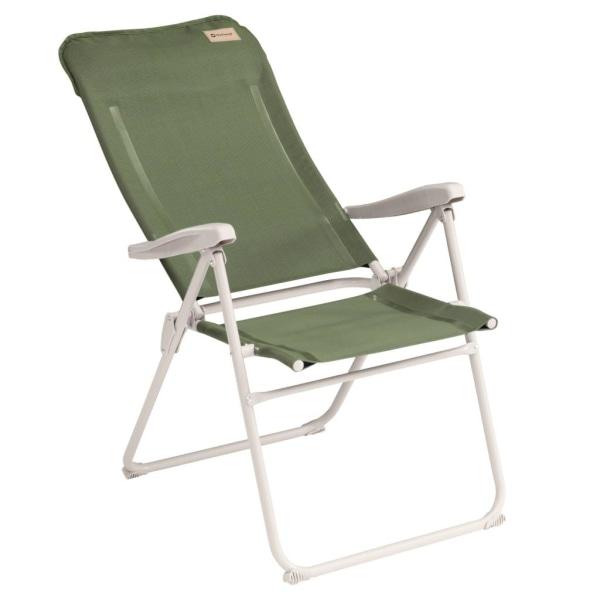 Outwell Hopfällbar campingstol ställbar Cromer grön Grön