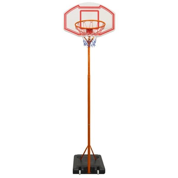 vidaXL Basketkorg med ställning 305 cm Flerfärgsdesign