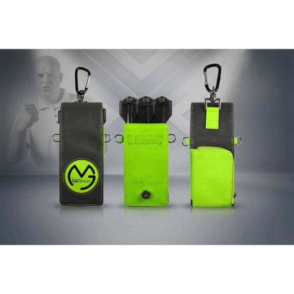 XQmax Darts MvG Dartplånbok grön QD9400010 Grön