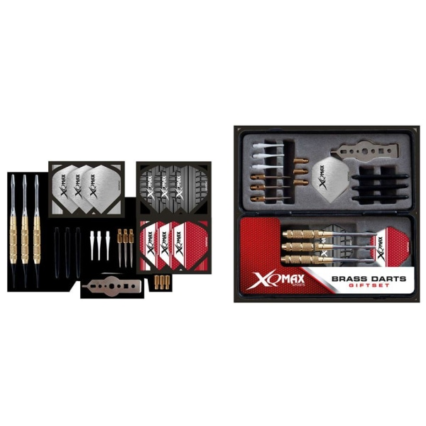 XQmax Darts XQmax Dartpilar set QD7000120 Flerfärgsdesign