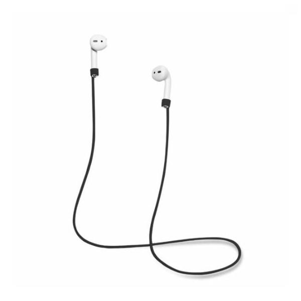 AirPod anti-lost strap - Silikonrem - airpods Black