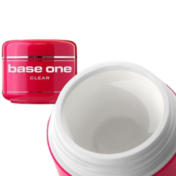 Base One - Builder - Clear - 15 gram - Silcare