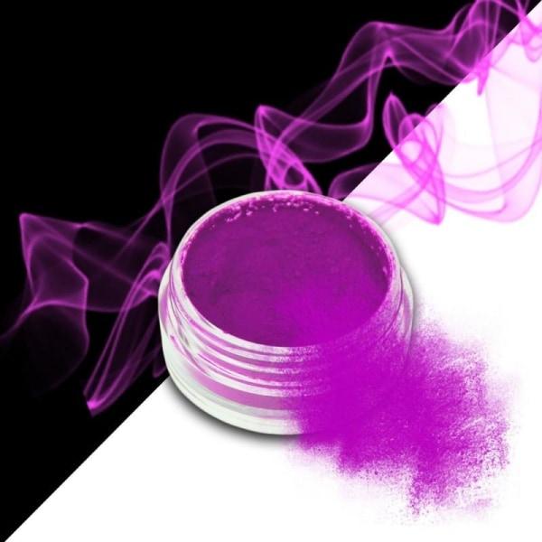Effekt pulver - Smoke - Neon - Lila - 11