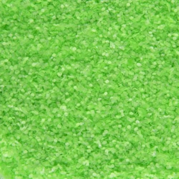 Effekt pulver - Sugar - Candy Dream - 39 Ljusgrön
