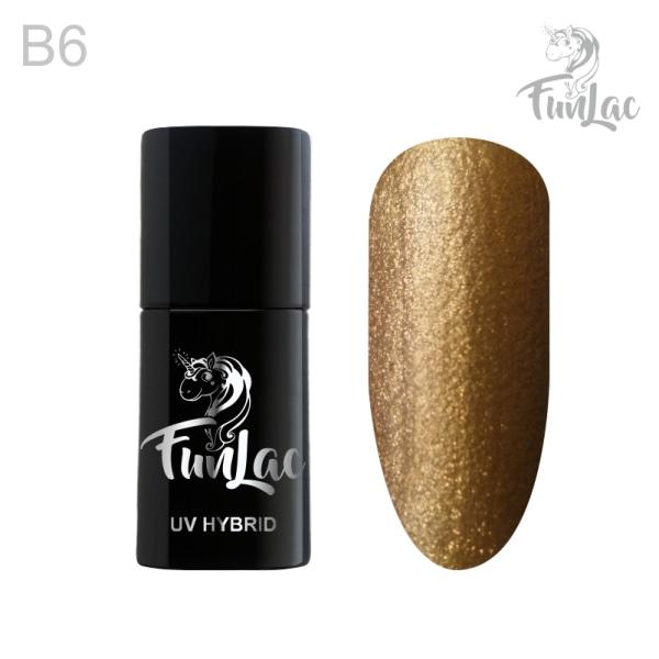 Funlac - Hybrid / Gellack - B6 - 6 ml