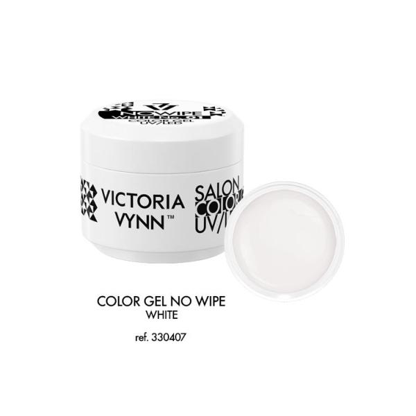 Victoria Vynn - Art Gel 3D - No Wipe - 01 White - Gelé Vit