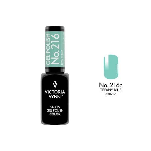 Victoria Vynn - Gel Polish - 216 Tiffany Blue - Gellack Turkos