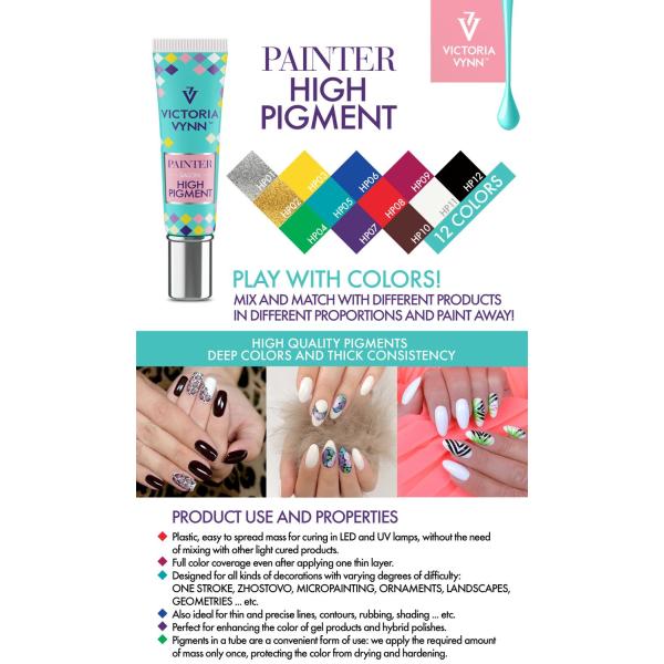 Victoria Vynn - Painter - High Pigment - 11 White Vit