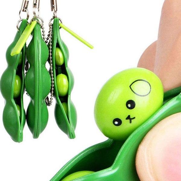 21 st Fidget Toys Pack Sensory Pop it Stress Ball, Party Gift flerfärgad 21