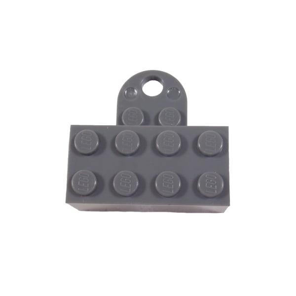 10st Gråa Lego Kylskåpsmagneter  grå