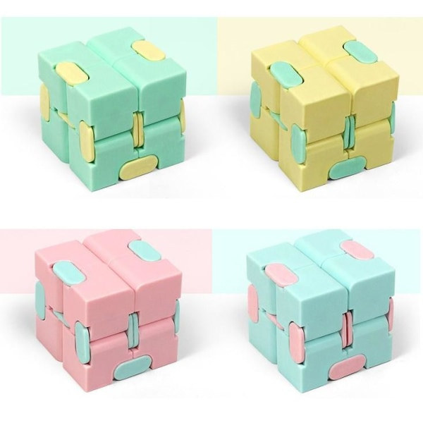 Fidget infinity cube Antistress  GUL GUL