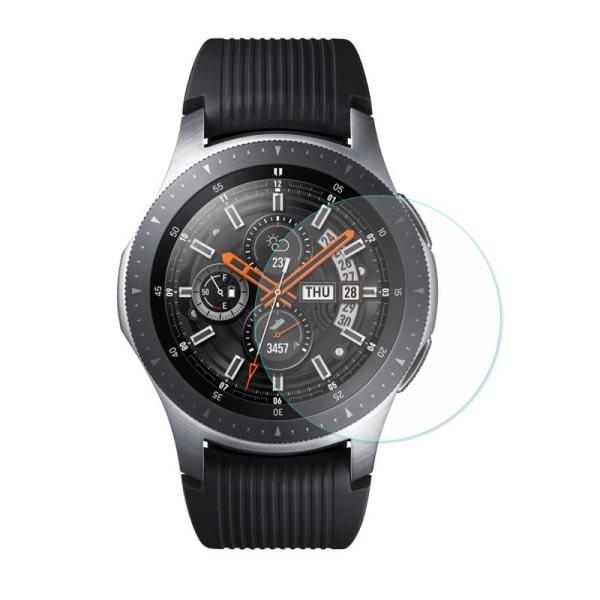 Härdat glas skärmskydd till Samsung Galaxy Watch 46mm