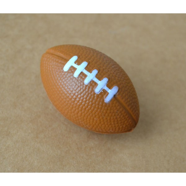 Stressboll / Klämboll / RugbyBoll