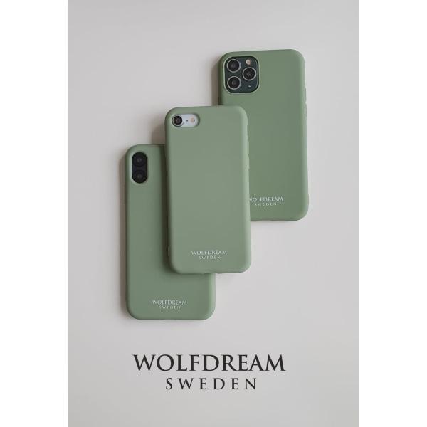 Fern Green -MOBILSKAL I TPU TILL IPHONE 12MINI grön