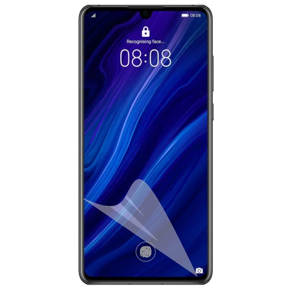 3-Pack Huawei P30 Skärmskydd - Ultra Thin Transparent