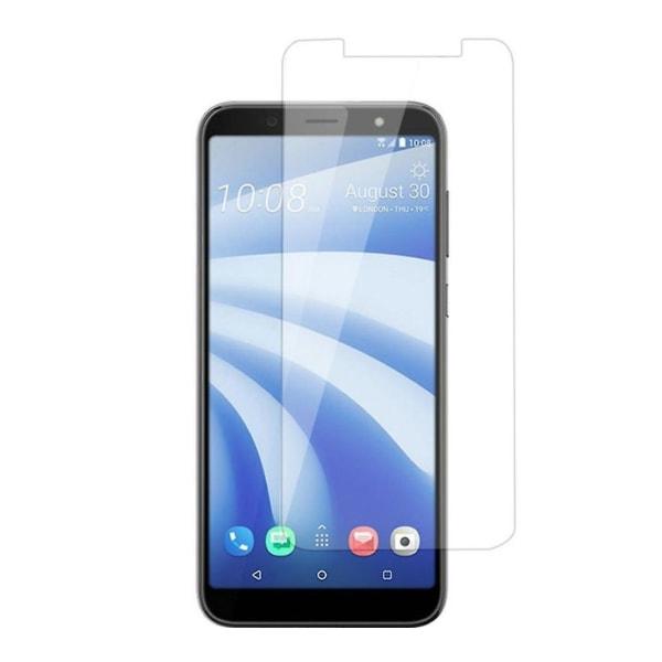 2-Pack HTC U12 Life Härdat Glas Skärmskydd 0,3mm Transparent