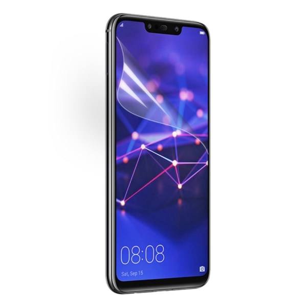 3-Pack Huawei Mate 20 Lite Skärmskydd - Ultra Thin Transparent