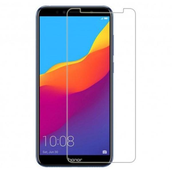 2-Pack Huawei Y6 2018 Härdat Glas Skärmskydd 0,3mm Transparent