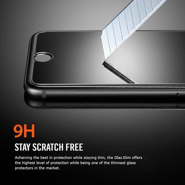OnePlus 5 3D Härdat Glas Skärmskydd 0,2mm Transparent