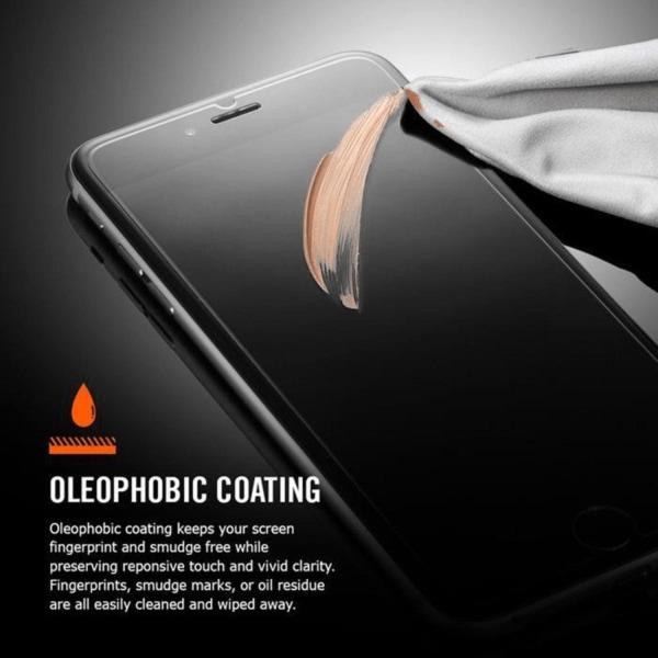 Xiaomi Redmi Note 9 Härdat Glas Skärmskydd 0,3mm Transparent