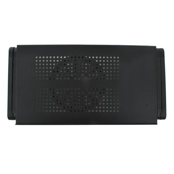 Laptopställ Bord med Fläktkylning & Musmatta, Flexibelt Höjd