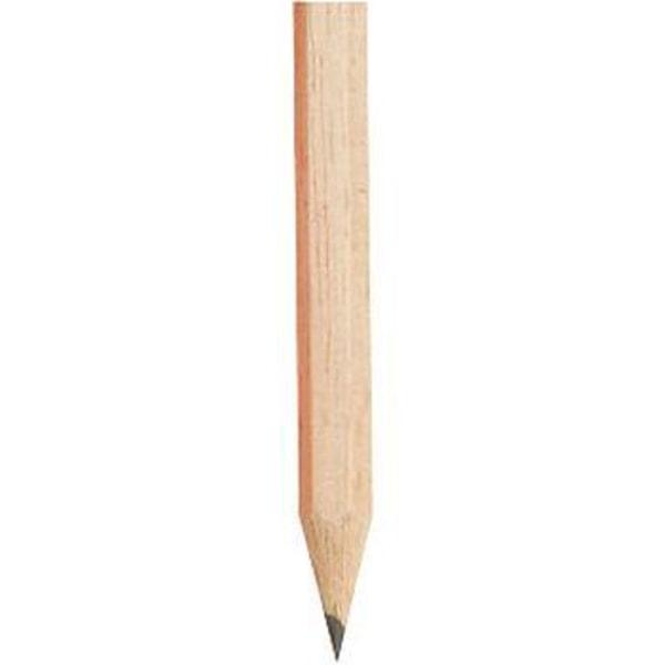 Standardpennor för vardags- och skolbruk.|Opolerad pennkropp (na Grafitgrå