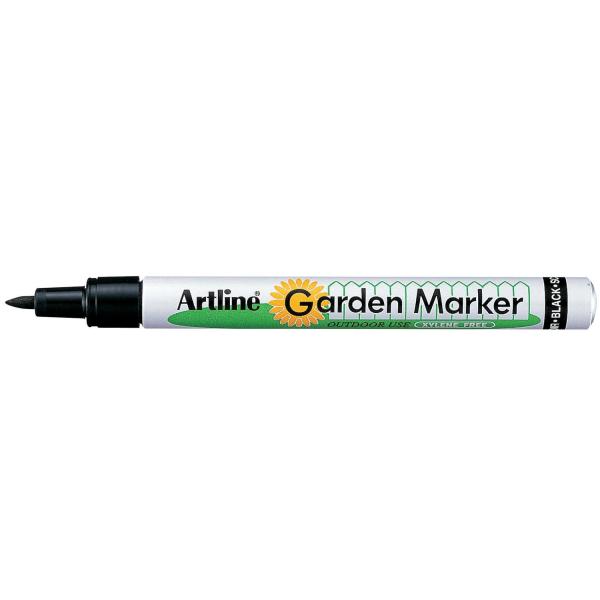 Märkpenna Artline EK-780 Trädgård/Garden Marker 0,8mm Svart 1/fp Svart
