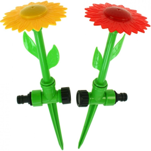 2-pack Vattenspridare i form av blomma