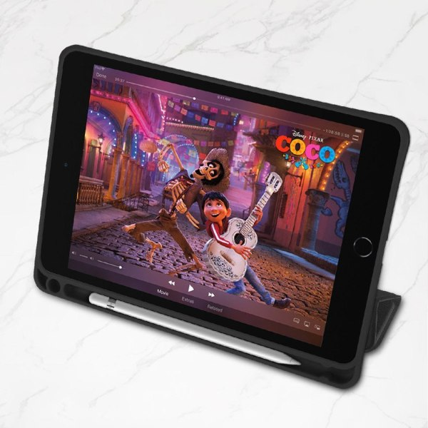 DUX DUCIS fodral iPad mini 2019, Auto sleep Svart